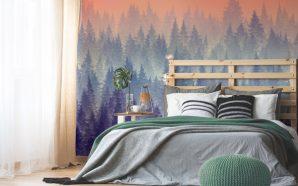 Nowoczesna fototapeta na ścianę odmieni Twoje wnętrze bez remontu mieszkania!