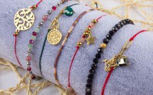 Kilka pomysłów na zrobienie biżuterii z użyciem drobnych kamieni